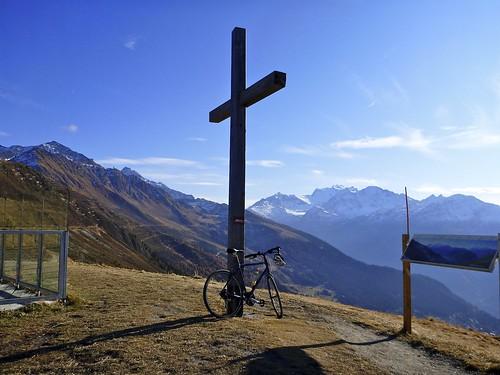 La Croix de Couer - 2173 metres