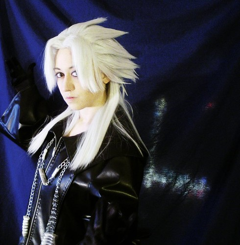 Kingdom Hearts II Xemnas Cosplay