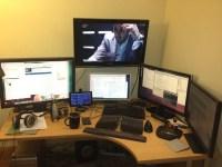 Home Office Workstation | Flickr - Photo Sharing!