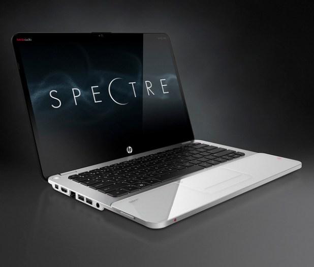HP ENVY14 Spectre Core Set (Front Left Open)