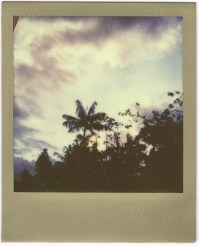 Sundown at Penedo