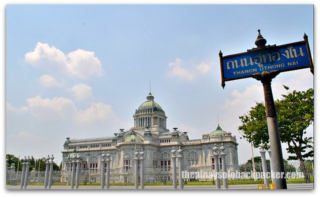 Ananda Samakhom Throne Hall at Dusit Park in Bangkok