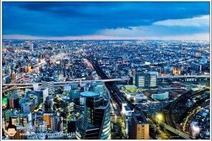 [日本中部飛驒高山 DAY7-5]名古屋:Midland Square名古屋夜景