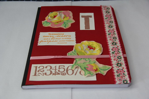 Journal for Tina