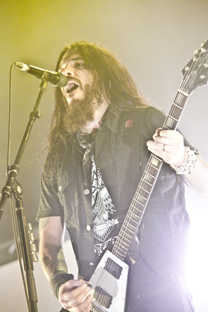 machine head 10