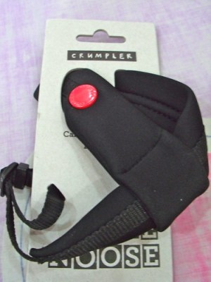 The Carrot, The Limpet, The News Crumpler Travel Accessories