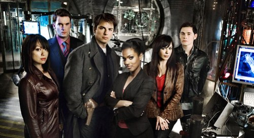 Torchwood: Serie de Ciencia Ficcion de la BBC Three