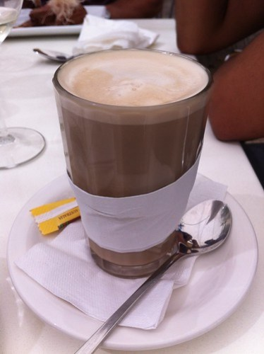 Latte at Table 78