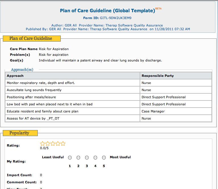 Global Care Plan Template (2) Justin Brockie Flickr