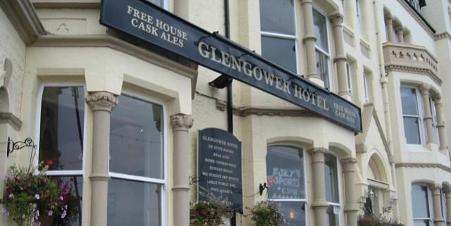 The Glen on the prom, Aberystwyth