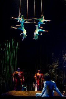 Cirque Du Soleil @ Marina Da Glória