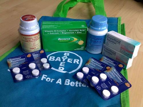 Bayer gift pack