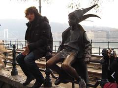 Free walking tours, Budapest