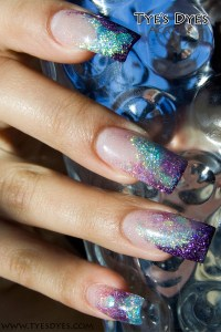 Acrylic Nail Designs with Fun Mixes's most interesting