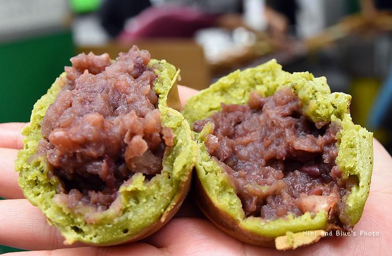 台中火車站紅豆餅Q弟紅豆餅12