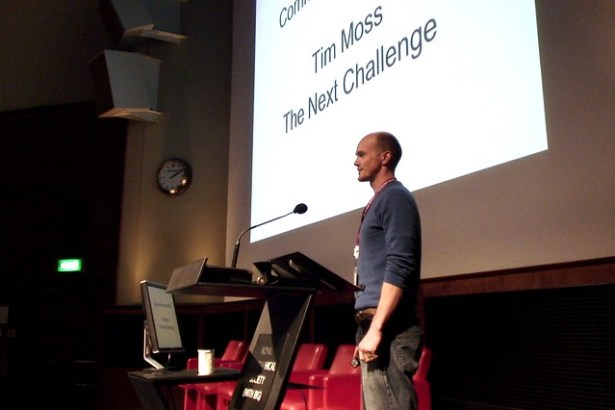 Tim Moss, The Next Challenge