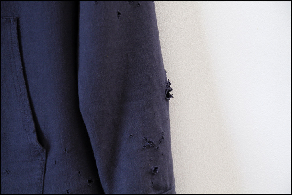 Tuukka13 - My Recent Purchases - Balmain Sweatshirt, Undercoversim Hooded Vest, 4jigeN Jersey T-shirt, Dior Homme Japan Oversized T-shirt and Kris Van Assche Oversized V Neck - 3