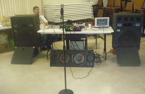 How NOT to run your mobile DJ business, pics of the \u0027competition\u0027