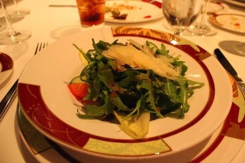 Arugula Salad - Palo