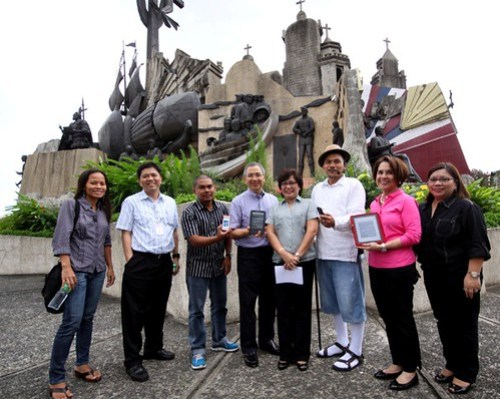 Cebu City: Jesuit House in Ho Tong Hardware gets hi-tech with DOT and Smart