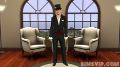 Magician Career Outfit (Level 3 and 4) Male