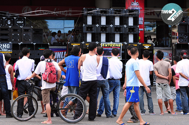 Snapshot: The giant speakers of Iloilo