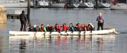 False Creek Drago Boat Racing