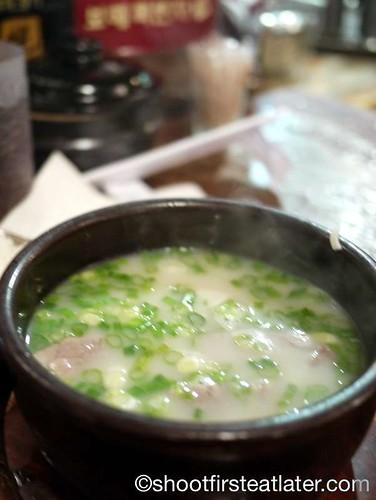 Han Bat Restaurant - seolleongtang