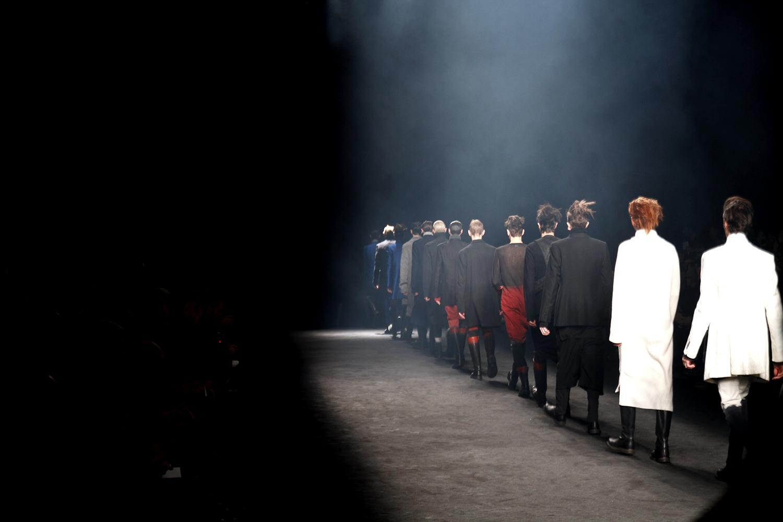 Tuukka13 - 2012_01_21 Ann Demeulemeester - Mens FW 2012 Collection Show, Paris Mens Fashion Week - 30