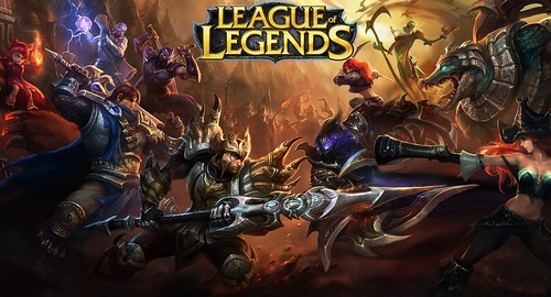 League of Legends: Multijugador del Género MOBA