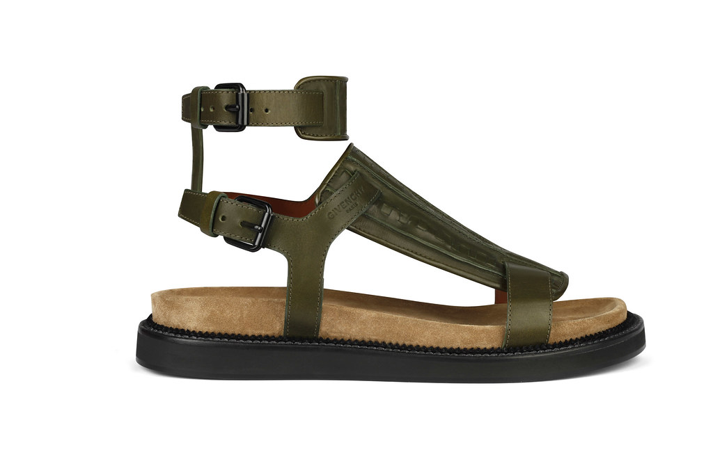 GIVENCHY SS 12 MENSWEAR ACCESSORIES - SANDALS