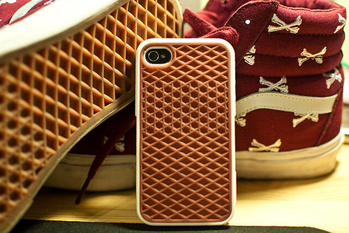 Red Iphone 7 Plus Wallpaper Iphone Savior Vans Waffle Sole Iphone Case Now Available