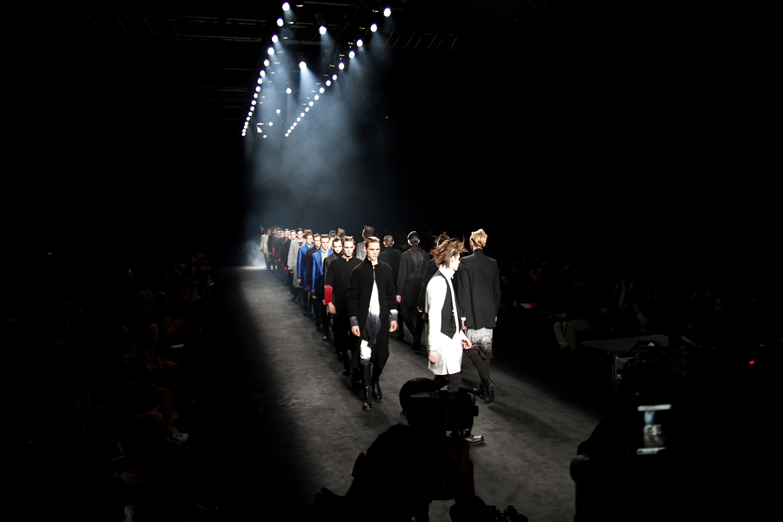 Tuukka13 - 2012_01_21 Ann Demeulemeester - Mens FW 2012 Collection Show, Paris Mens Fashion Week - 27