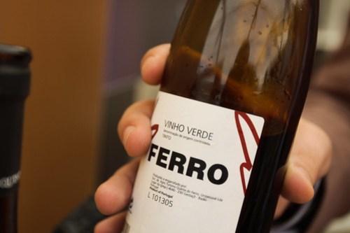 Vinho Verde Quinta do Ferro