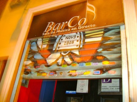 Bar.co Madrid
