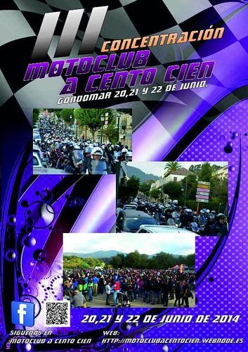 III Concentración Motoclub a Cento Cien - Gondomar