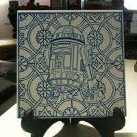 Star Wars Ceramic Tiles by Mojoko x FLABSLAB