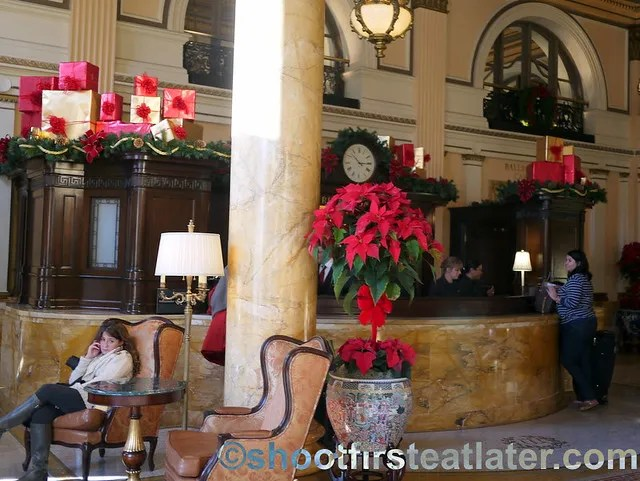 Afternoon Tea at The Willard InterContinental Hotel-1