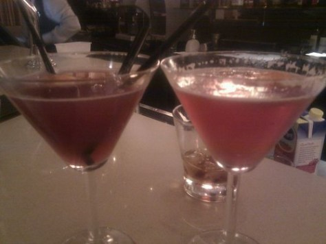 Which cosmo came out of a packet?