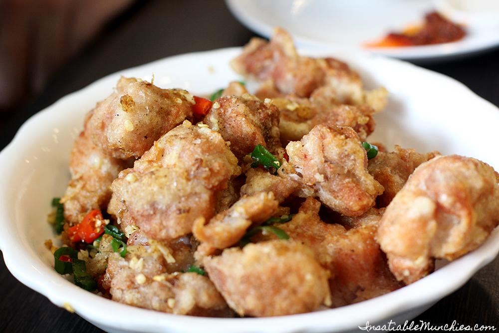 Salt and Pepper Chicken