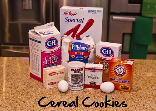cereal cookies