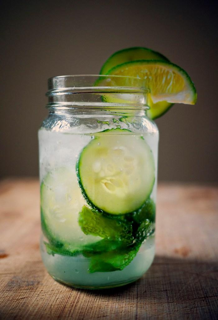 Cucumber Mojito Recipe