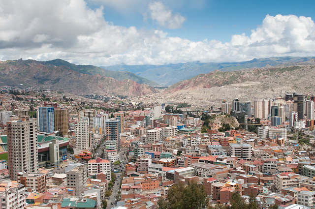 What to do in La Paz