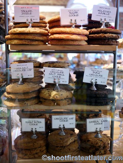 Dean & Deluca Georgetown DC- cookies
