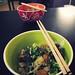 gebratener reis mit gemüse-tofu dings