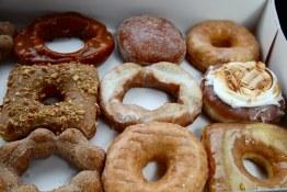 Luckys Doughnuts on Main St.