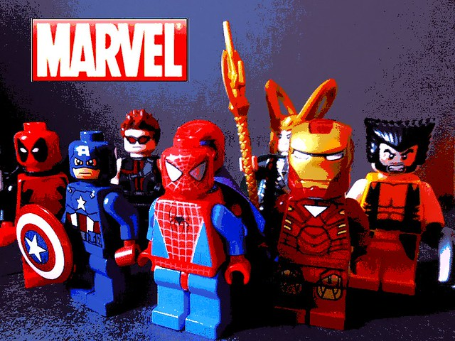 Photo:Marvel Comics By:QuadAssassinCustoms