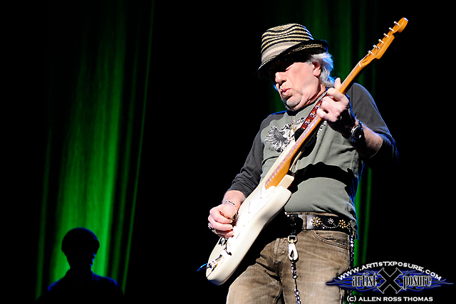 Brad Whitford of Aerosmith