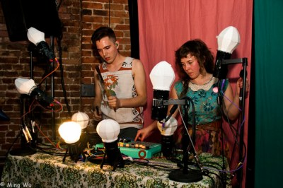 Purity Ring @ Cafe Dekcuf