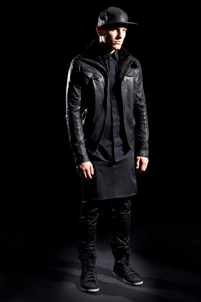 Skingraft Fall:Winter 2012 Lookbook